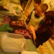 Kinder Filz-Workshop